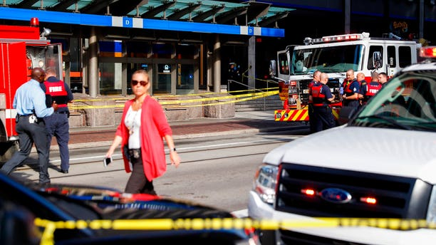 Multiple victims were reported after a shooting at Fifth Third Bank building in Cincinnati.