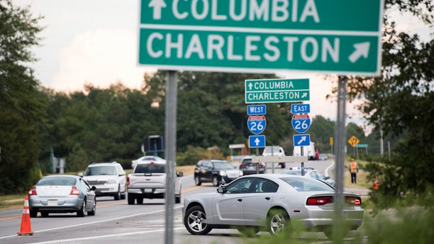 Charleston's bus system will round up residents wishing to stay in emergency shelters located in neighboring counties.