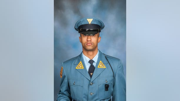 Trooper Frankie Williams in an undated photo.