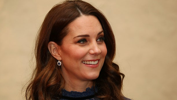 The Duchess of Cambridge recently picked up a little body art.