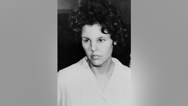 Judith Clark is pictured after her arrest in 1981.