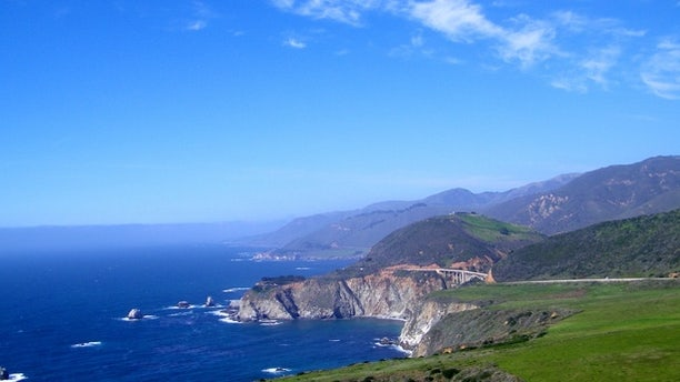 California's Central Coast is yours for the taking when you book a stay in Monterey, home to the Monterey Bay Aquarium and a short drive from breathtaking Big Sur (above) and chic Carmel.