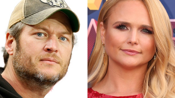 """Blake Shelton sent out a tweet about """"karma"""" amid reports last week that his ex-wife Miranda Lambert cheated on him while they were married. However, Shelton is now saying """"people are way off mark"""" with the meaning of his cryptic tweet."""