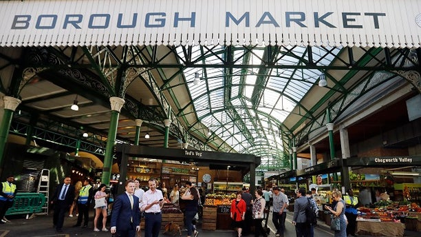 London's Borough Market has reopened Wednesday, 11 days after it closed its door following the bridge attack that killed eight people and injured 48 others.