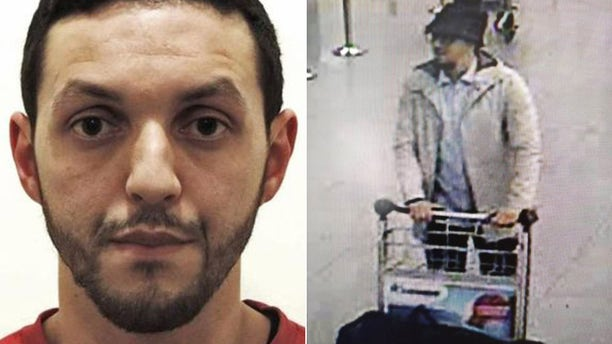 """Mohamed Abrini, who was arrested Friday, is believed to have been the """"man in the hat"""" wanted in connection to the Brussels airport bombings, investigators say."""