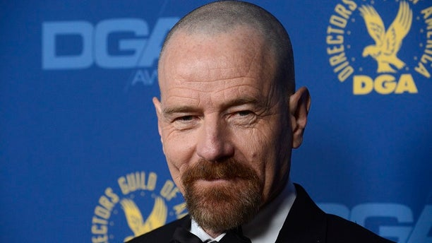 """Bryan Cranston played Walter White, the fictional character on AMC's """"Breaking Bad."""""""