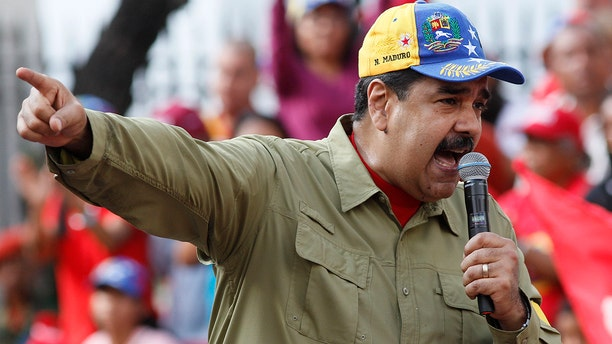 Venezuela's President Nicolas Maduro has repeatedly refused to accept aid into the country amid shortages of food and medicine.