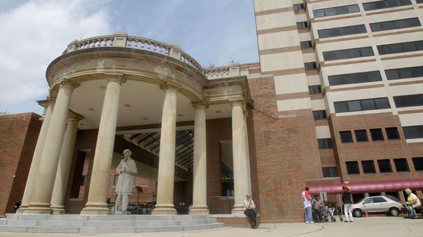 FILE: A Veteran's Administration hospital in Dayton, Ohio.