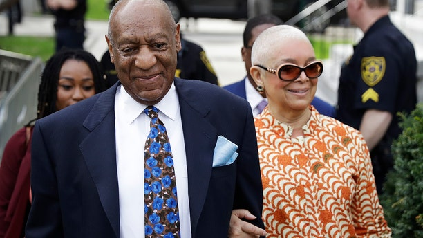 """Bill Cobsy's wife, Camille, is claiming that the disgraced comedian was """"denied his right to a fair trial."""""""