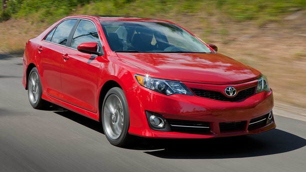 The Toyota Camry is a mainstay of durability lists.