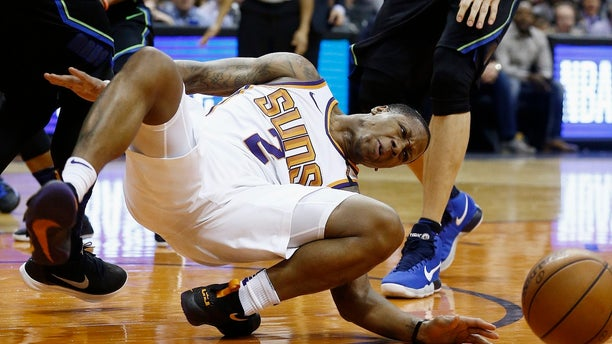 Isaiah Canaan suffered a season-ending ankle injury.