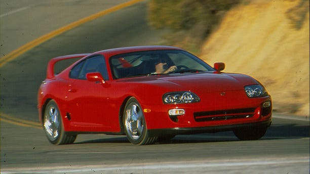 The fourth-generation Supra has remained popular in video games, despite being discontinued in 2002.