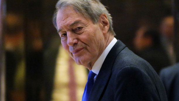 Charlie Rose was fired from CBS in November after several women accused him of sexual misconduct.