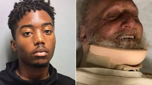 Tyrone Keith McAllister, 18, appeared in court Friday on charges related to the beating of a Sahib Singh Natt, 71, in Manteca, Calif.