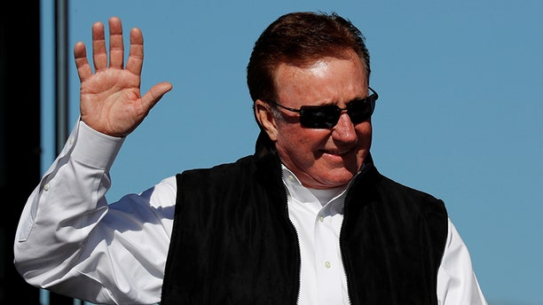 Richard Childress at the Apache Warrior 400 at Dover International Speedway on October 1, 2017.