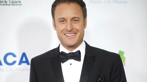 Host Chris Harrison arrives on the red carpet in Boardwalk Hall, the venue for the 95th Miss America Pageant, that takes place tonight in Atlantic City, New Jersey, September 13, 2015.