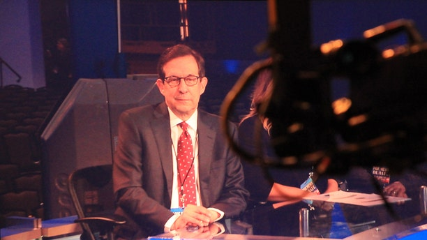 """Fox News Sunday"" host Chris Wallace moderated a presidential debate in 2016."
