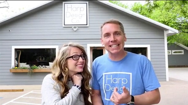 Clint Harp and his wife will be starring in their own show on DIY Network.