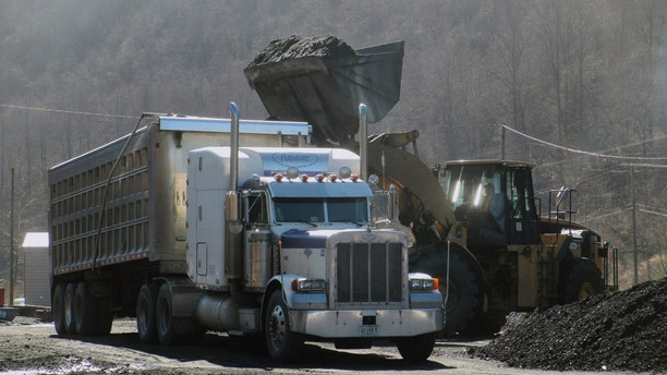 The coal mining industry in West Virginia is in an upswing.