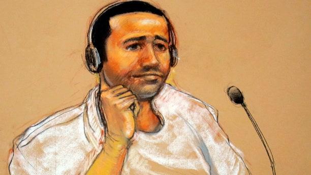 Abd al-Rahim al-Nashiri has been in U.S. custody since 2002.