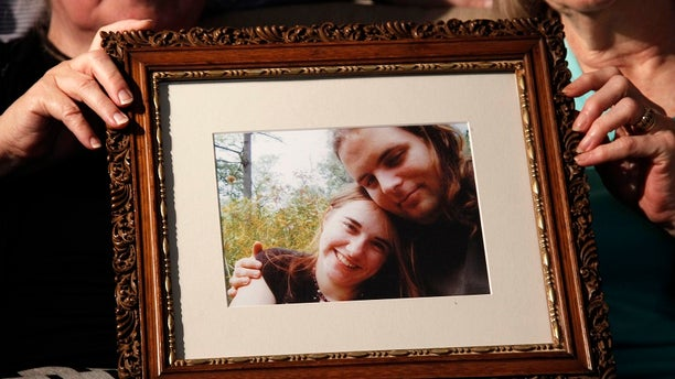 Caitlan Coleman and her husband Joshua Boyle were kidnapped in 2012 while backpacking.
