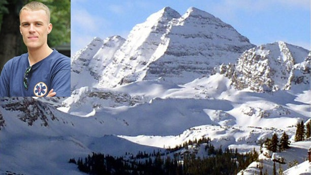 "Larry Joyner died climbing in the Maroon Bells area, near South Maroon Peak -- a 14,000-foot mountain rated ""difficult to climb"" by many climbing organizations."