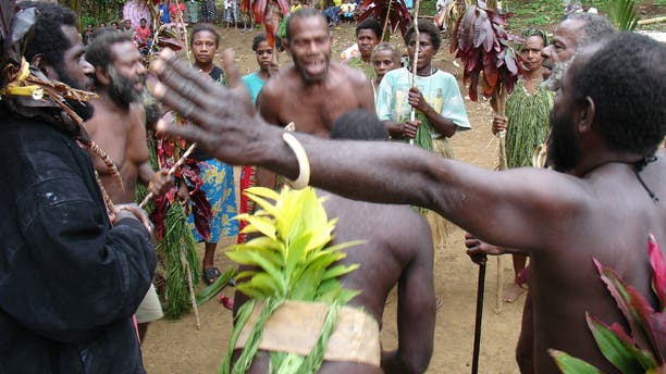 """South Pacific island nation of Vanuatu, whose name means """"land eternal."""""""