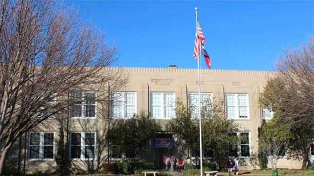 The Dallas Independent School District is changing the name of four schools honoring Confederate generals, including this one named after Robert E. Lee.