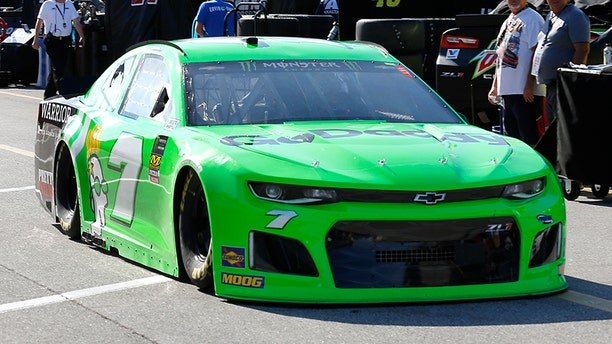 Patrick qualified her GoDaddy-sponsored Chevrolet Camaro ZL1 from Premium Motorsports in 28th place for the Daytona 500.