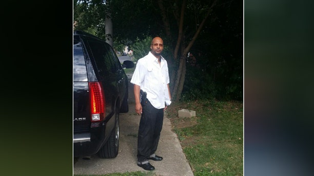 Darrell Standberry has had a carry permit since 2002. He used his hand gun to stop a car thief who attempted to kill him during a 2011 robbery in his native Detroit. (Courtesy of Darrell Standberry)