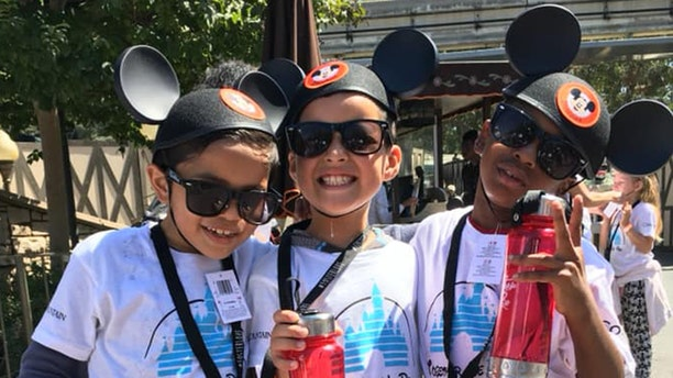 "On September 22 and 23, the nonprofit group Together We Rise threw a ""Disney Days"" event for children in the foster care system, local to the Anaheim, Calif. area."