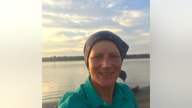 Emma Kelty, 43, of Britain had been on a solo kayaking trip through the Amazon when she was shot dead by pirates, authorities said.