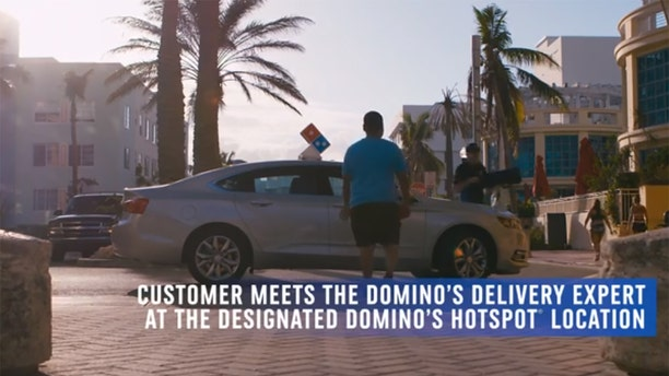 """Now customers spending time at some of our new Domino's Hotspots locations, like Tommy Lasorda Field of Dreams in Los Angeles or even next to the James Brown statue in Augusta, Georgia, can have a pizza conveniently delivered to them, thanks to our innovative Domino's Delivery Hotspots,"" claims Domino's president Russell Weiner."