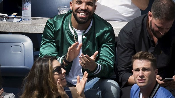 Rapper Drake has been nominated for several American Music Awards, among them Artist of the Year.