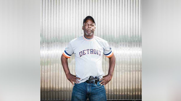 """Rick Ector, an NRA-certified firearms instructor and the blogger behind """"LegallyArmedinDetroit.com,"""" says business is booming. (Courtesy of Rick Ector)"""