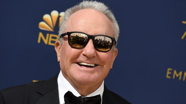 """Saturday Night Live"" creator Lorne Michaels was accused of turning the Emmys into a commercial for his show."