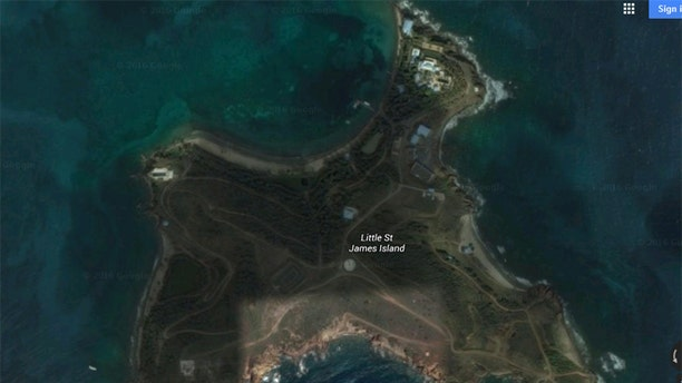 """Epstein's private getaway has been dubbed """"Orgy Island."""""""