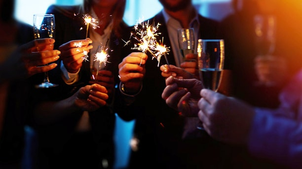 Cheers to 2017!