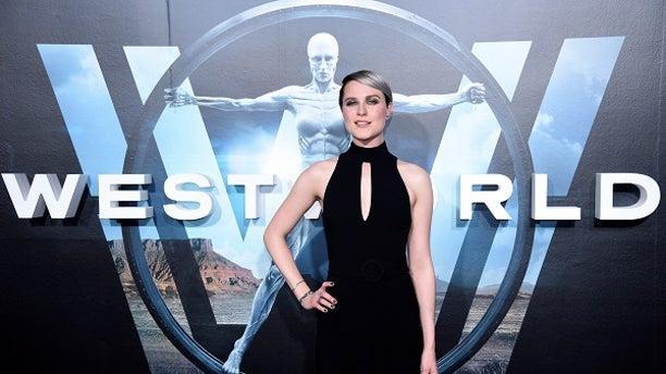 "Cast member Evan Rachel Wood attends the premiere of the HBO series ""Westworld"" in Hollywood, California, U.S. September 28, 2016."