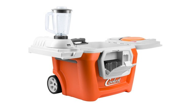 The Coolest Cooler is now available in three colors.