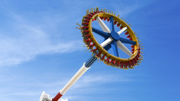 Wonder Woman's Lasso of Truth ride is set to open  at Six Flags Discovery Kingdom in Vallejo, Calif. next year.