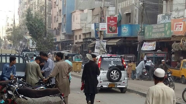 Inside Lyari - once the deadliest slum of Karachi - notorious for religious gangs and violent extremism.