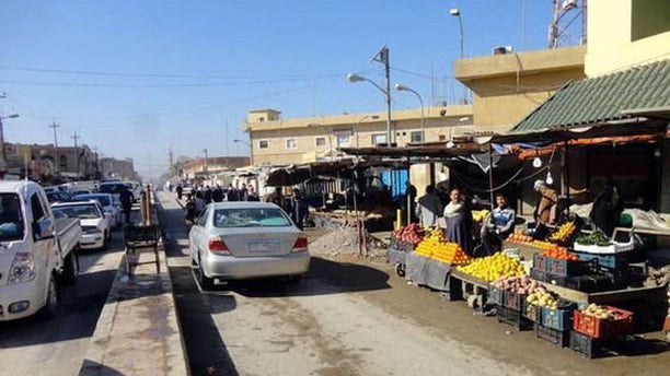 Fallujah's merchants operate in fear of ISIS, their wares - and profits - seized arbitrarily. (Special to FoxNews.com)