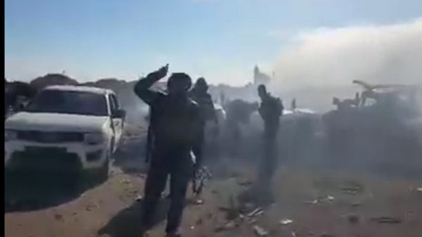 Following Friday prayers, ISIS fighters carry out public executions in city squares, including blowing people up with explosives. (Special to FoxNews.com)