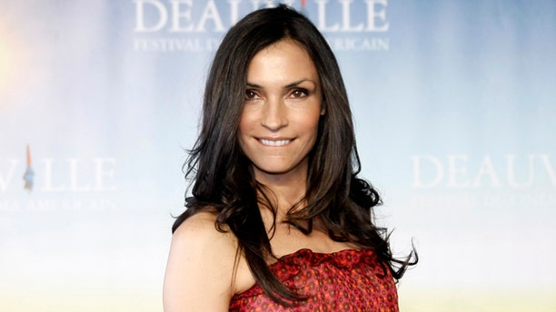 "Famke Janssen who will be starring in a spin-off of ""The Blacklist."""