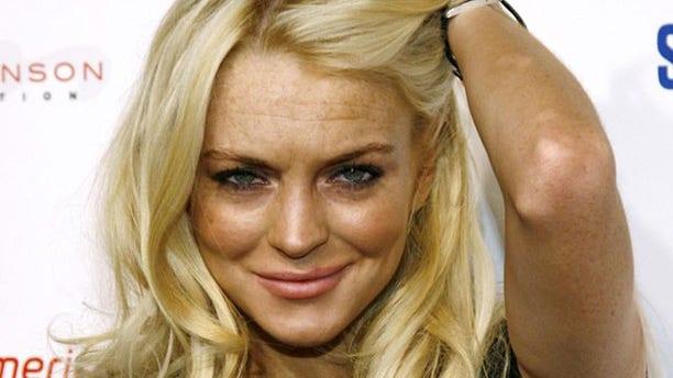 Oct. 26, 2009: Lindsay Lohan arrives at the Rock the Kasbah Gala at Vibiana in Los Angeles.