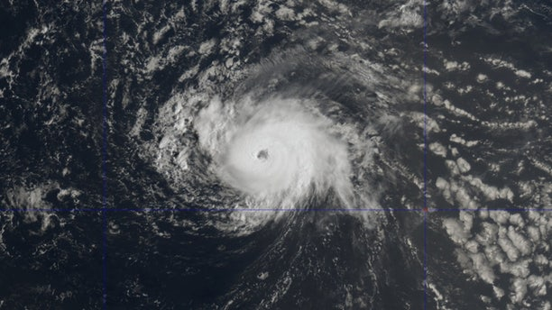 Hurricane Florence is now a category 3 storm with winds are estimated to be 120 mph, according to the National Hurricane Center.