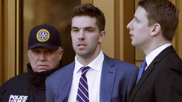 Billy McFarland, the promoter of the failed Fyre Festival in the Bahamas.