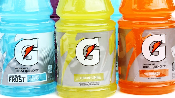 The California Attorney General is fining Gatorade $300k for bad-mouthing water