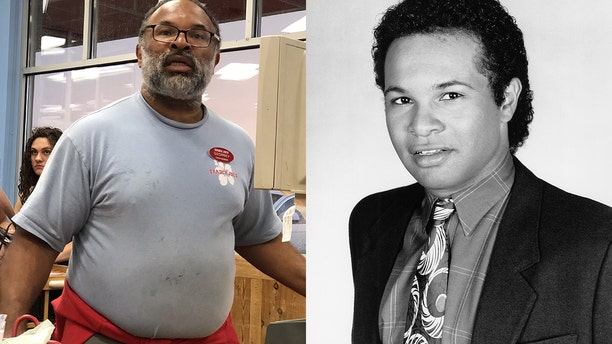 """The former """"Cosby Show"""" star was snapped by a shopper working behind the counter of a Trader Joe's in New Jersey."""